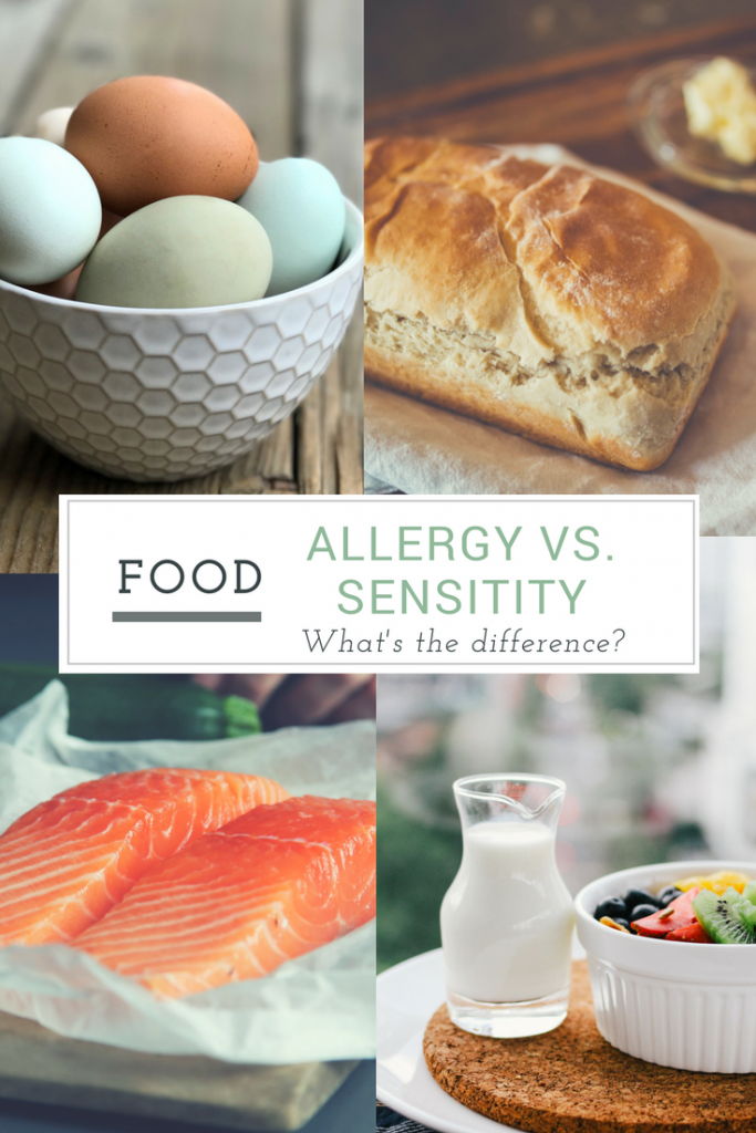 Food allergies and sensitivities are different. The symptoms can vary for each person. Food Farmacist RD breaks it down to help you figure out if you are experiencing an adverse food reaction.