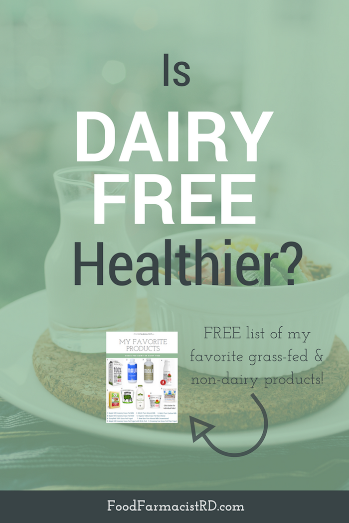 Dairy Free Plan | Dairy Free Benefits | Grass Fed