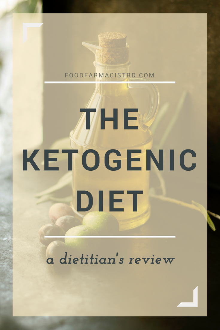 The ketogenic diet has grown in popularity, but does it have any merit? Food Farmacist RD reviews the pros and cons! | Keto diet| Low Carb