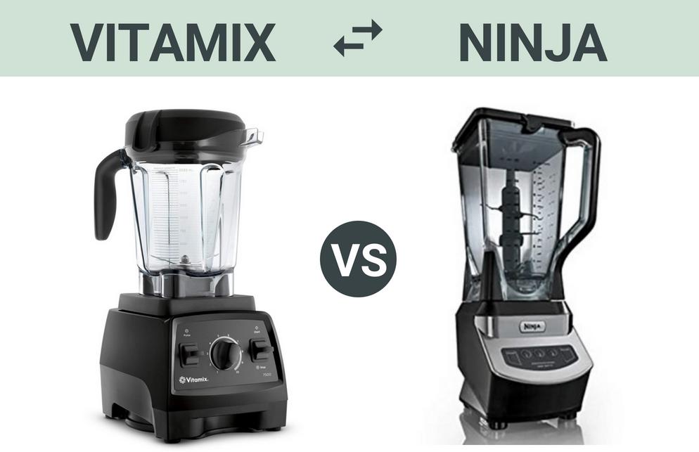 vitamix vs ninja comparison