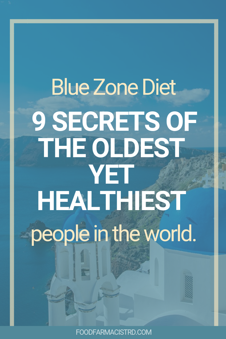 Blue Zone Diet | Secrets of Longevity | Living a Healthy Lifestyle